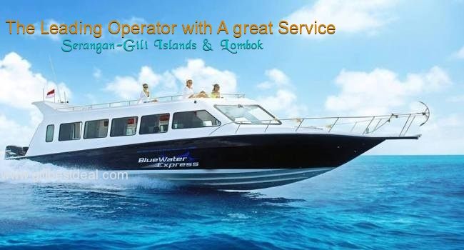 Blue Water Express: The Professional Fast Boat Operator