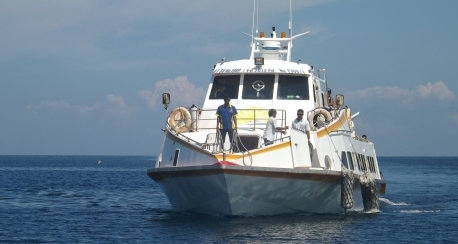 Fast Boat from Bali to Gili Air