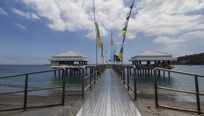 Senggigi Beach Harbor Lombok