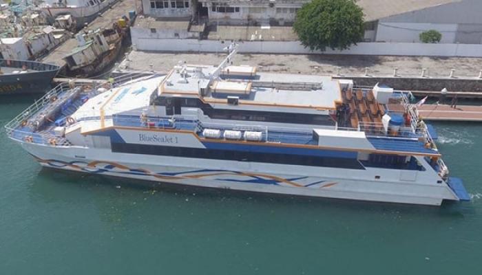 Blue Sea Jet Fast Boat