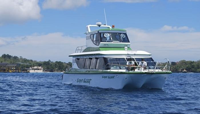 Fast Boat from Lembongan to Gili