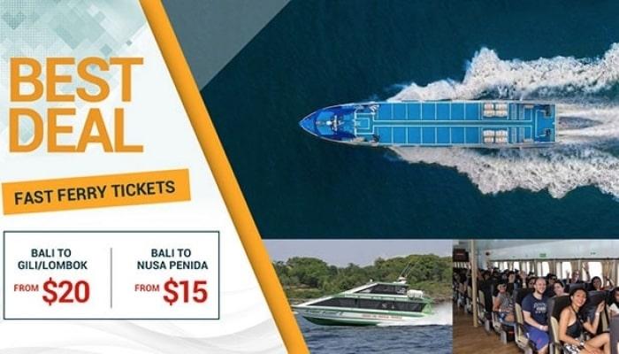 Fast Ferry Ticket Best Deal