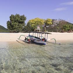 Gili Kedis Island