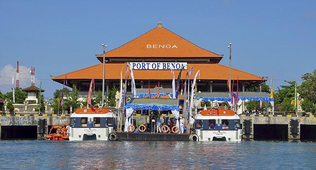 Benoa Harbor