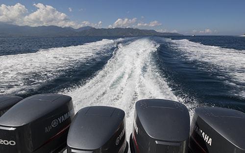 Fast Boat Bali to Gili Trawangan