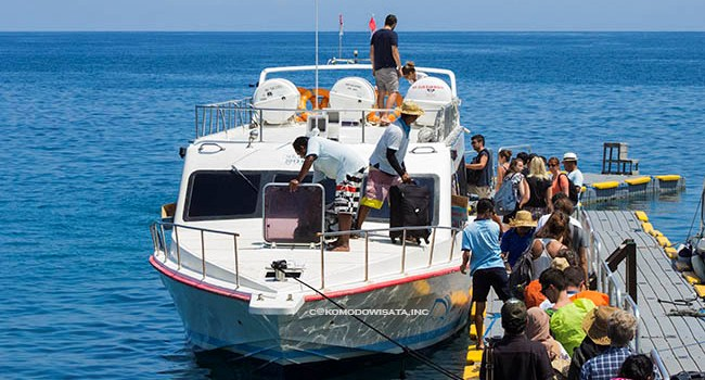 Fast Boat Bali to Lombok