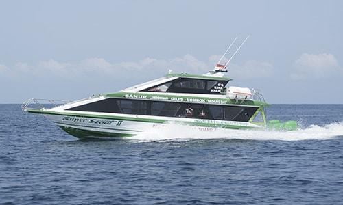 Fast Boat from Senggigi