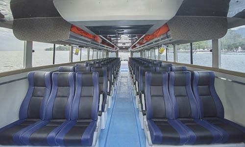 Freebird Express II Seats
