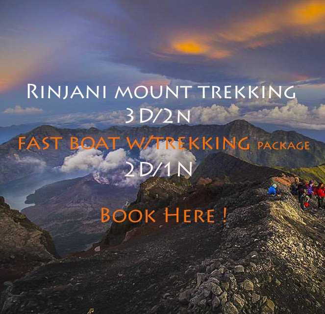 Lombok Volcano trekking