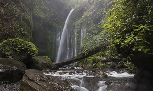 Lombok Waterfall Tour Package