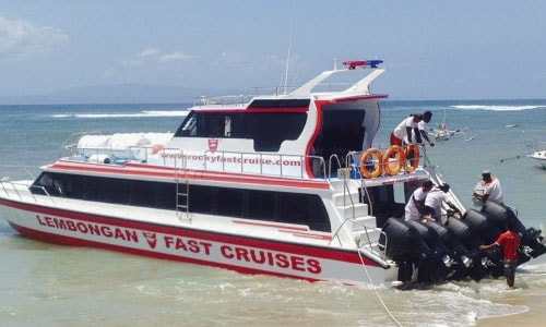 Rocky Fast Cruise Boat