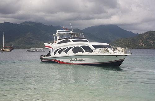Semayaone Fast Cruise Boat