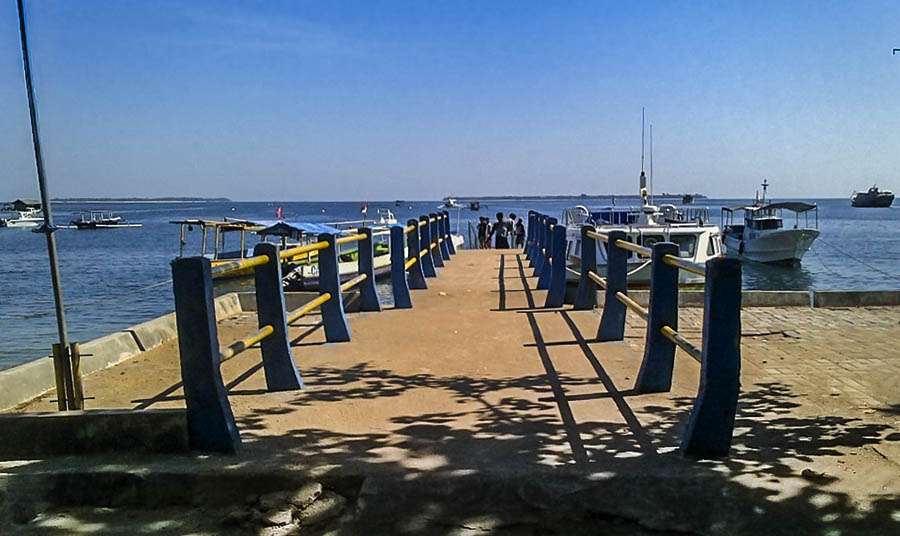 Teluk Nare Port